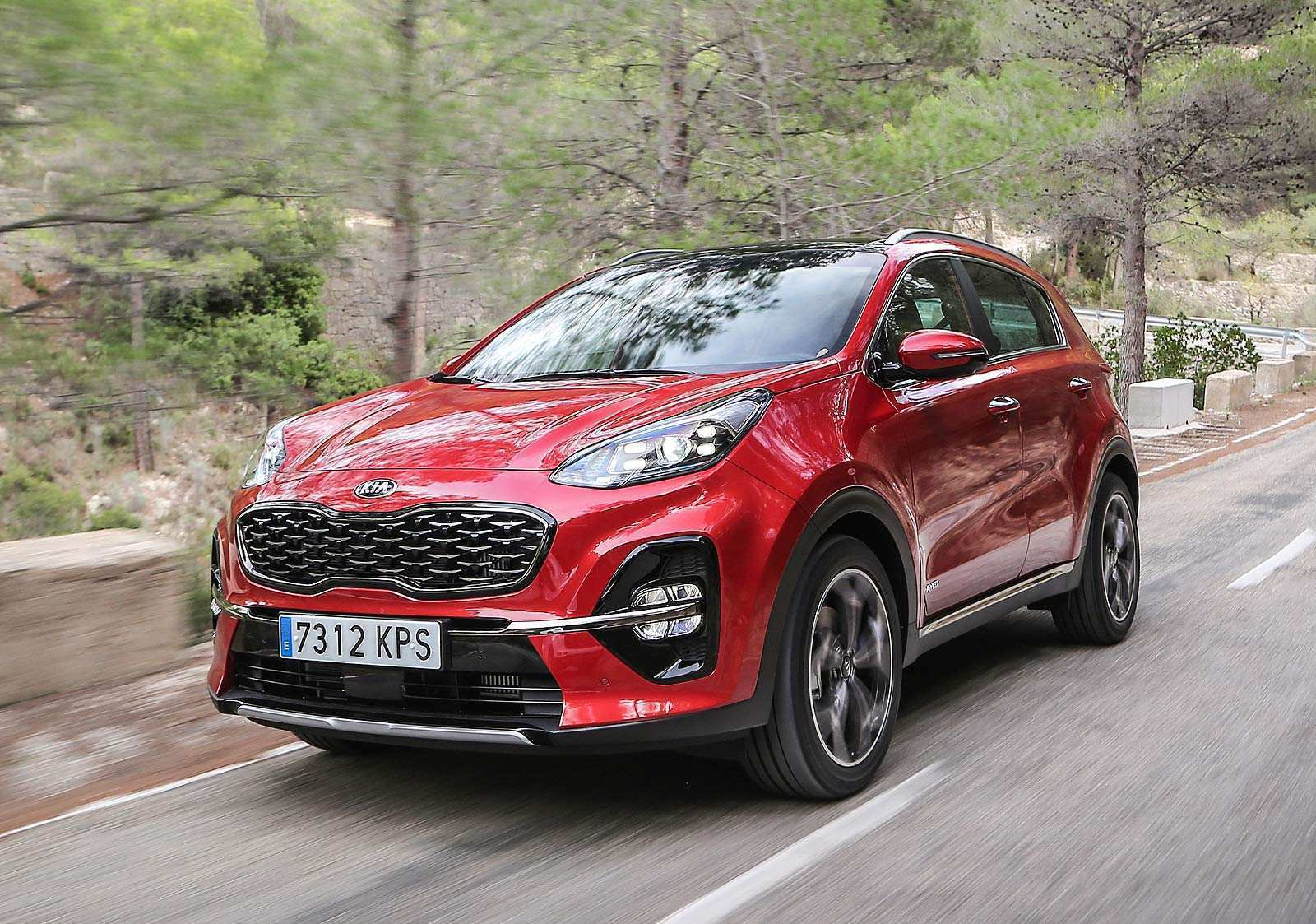 62 All New Kia Sportage Gt Line 2020 Images with Kia Sportage Gt Line 2020