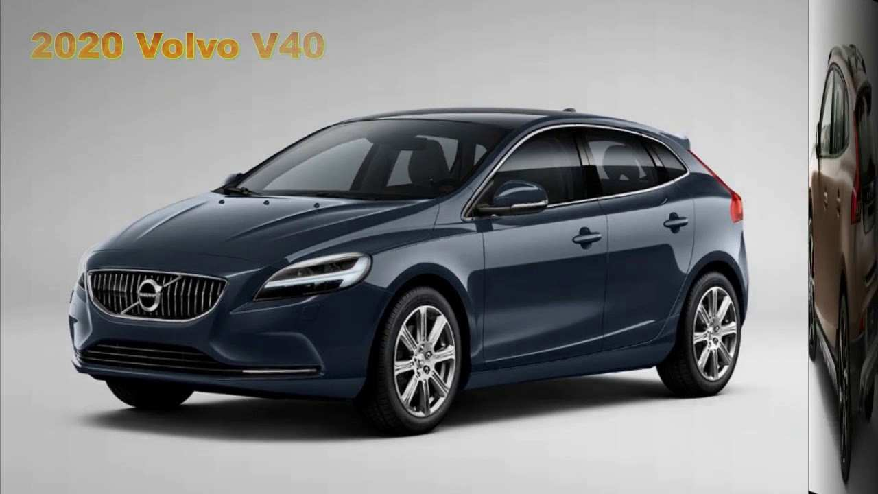 62 All New Volvo 2020 V40 Pictures with Volvo 2020 V40