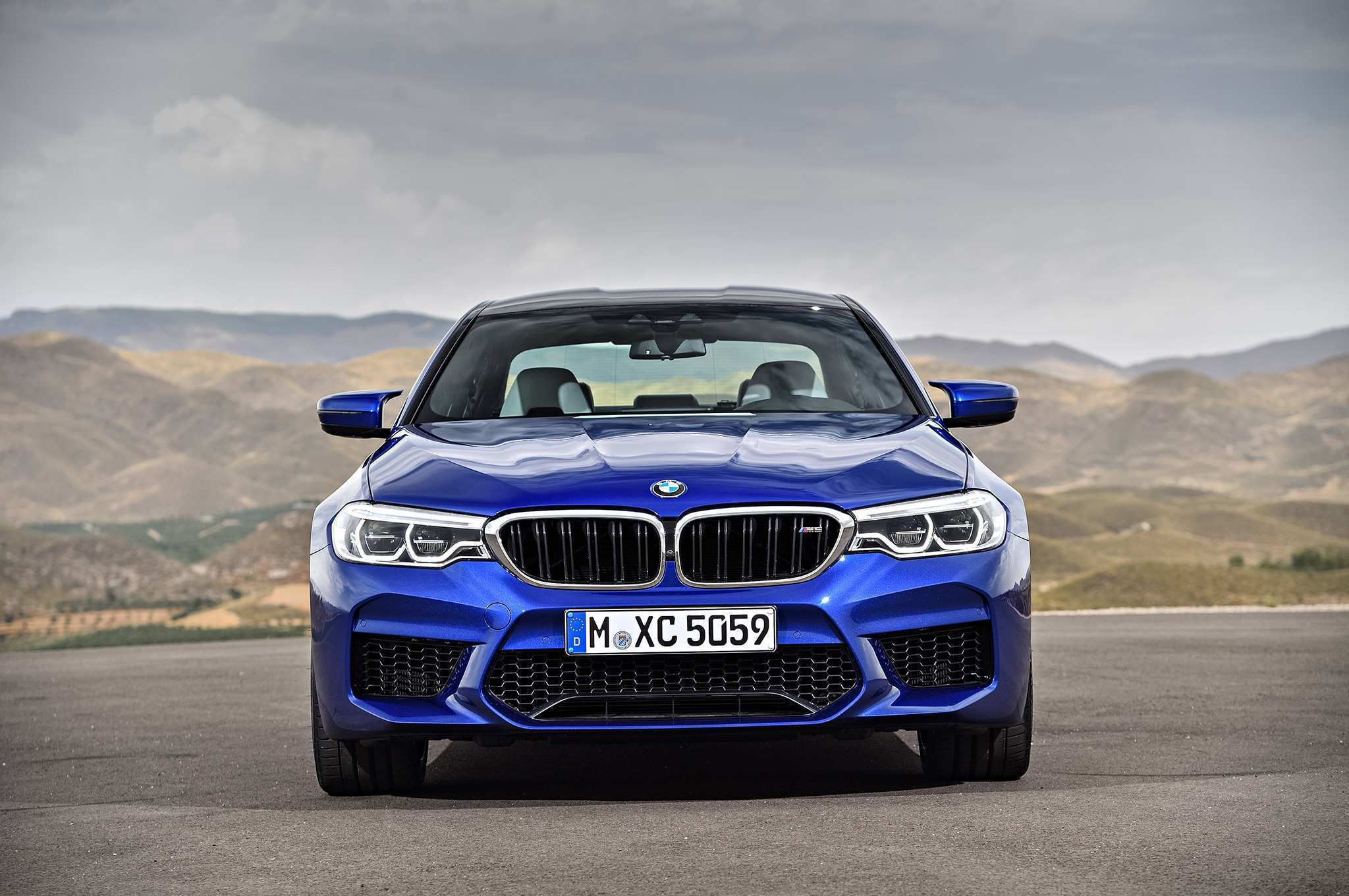 2020 BMW M5 Get New Engine System Configurations