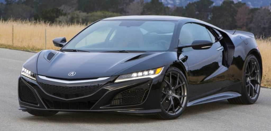 62 Concept of 2020 Acura Nsx Type R Pictures for 2020 Acura Nsx Type R