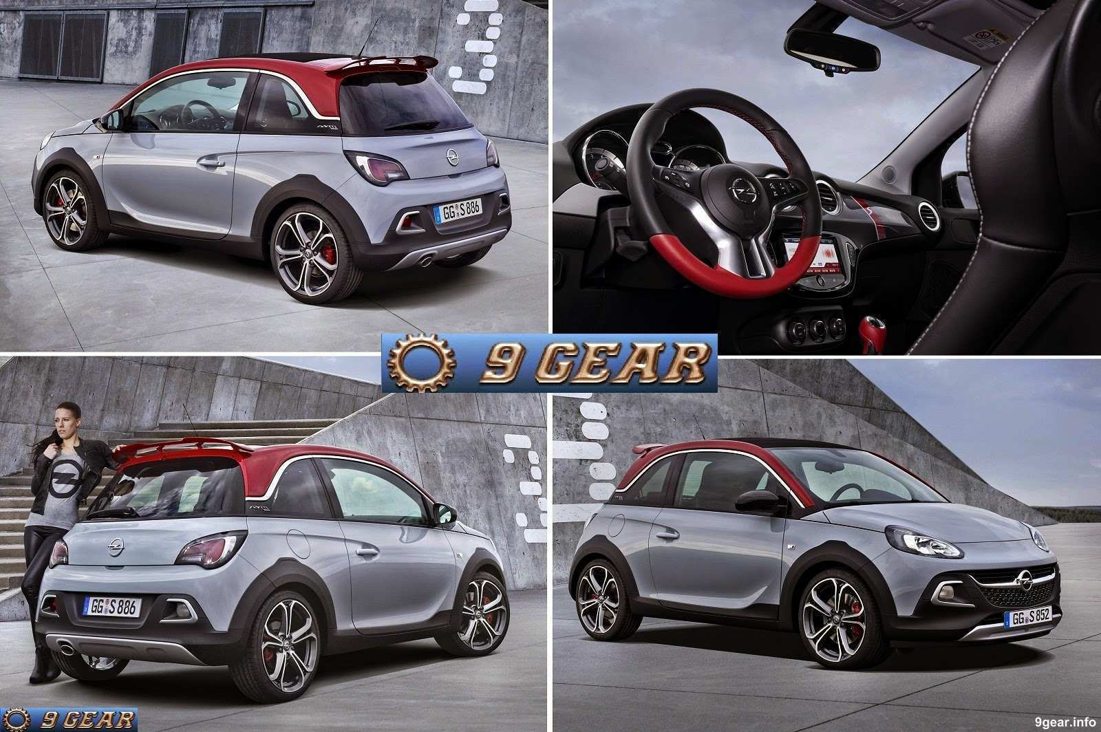 62 Concept of 2020 Opel Adam Rocks Model by 2020 Opel Adam Rocks