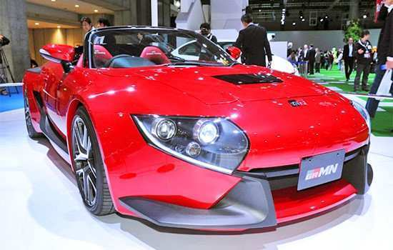 62 Concept of Toyota Mr2 2020 Exterior for Toyota Mr2 2020