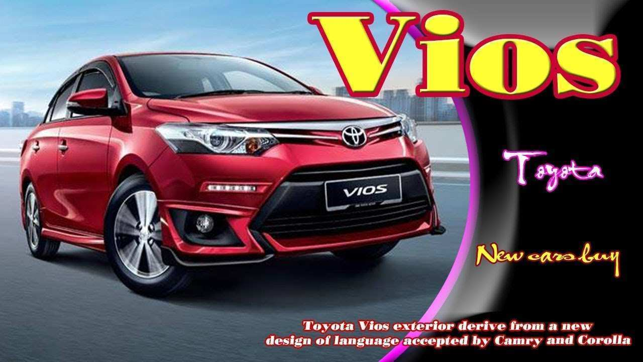 62 Concept of Vios Toyota 2020 Redesign and Concept with Vios Toyota 2020