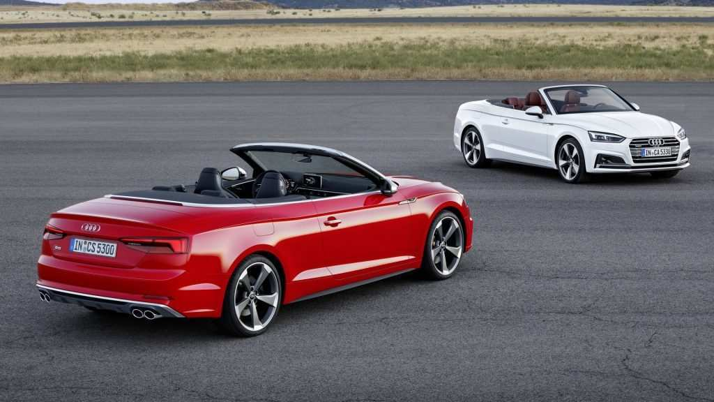 62 Gallery of 2020 Audi S5 Cabriolet Redesign for 2020 Audi S5 Cabriolet