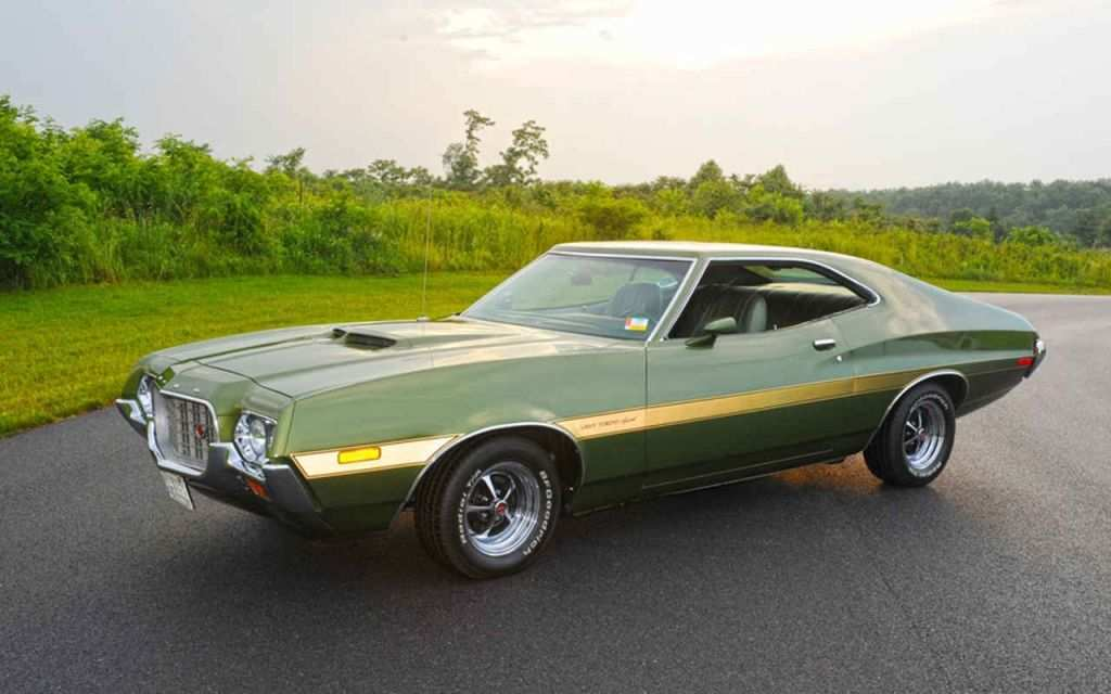 62 Gallery of 2020 Ford Torino Redesign for 2020 Ford Torino