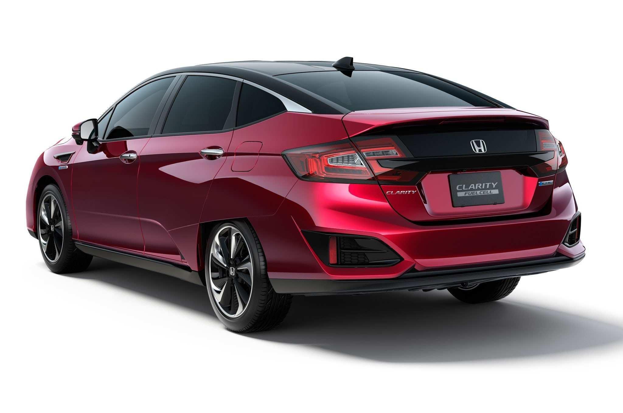 62 Gallery of 2020 Honda Fcev Model with 2020 Honda Fcev