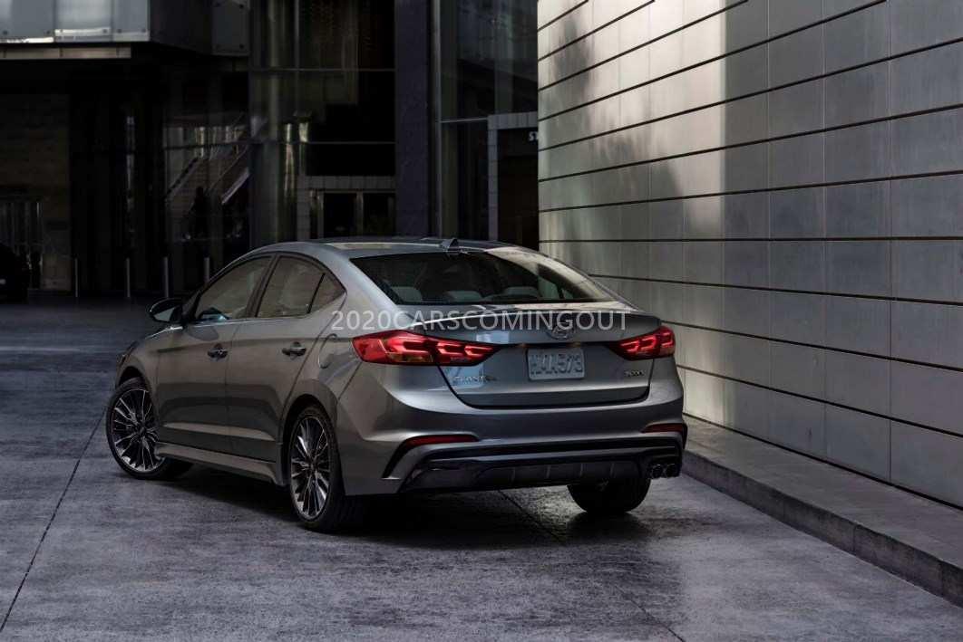 62 Great 2020 Hyundai Elantra Sedan Spesification with 2020 Hyundai Elantra Sedan