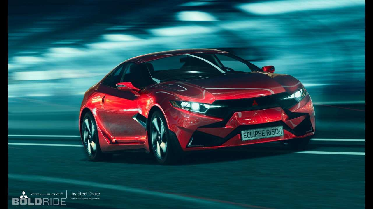 62 Great 2020 Mitsubishi Eclipse R Redesign and Concept with 2020 Mitsubishi Eclipse R