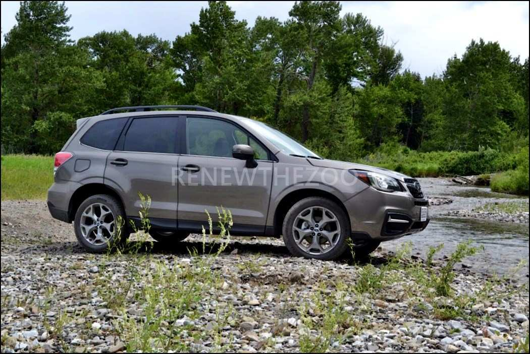 62 Great Subaru Forester 2020 News Redesign for Subaru Forester 2020 News