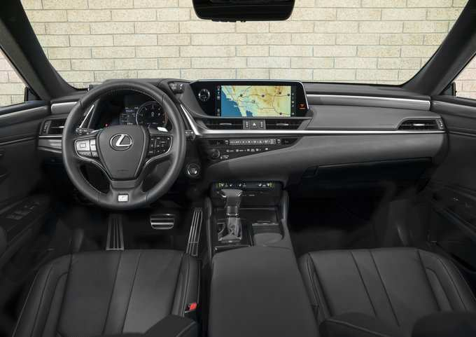 62 New 2020 Lexus ES Images by 2020 Lexus ES