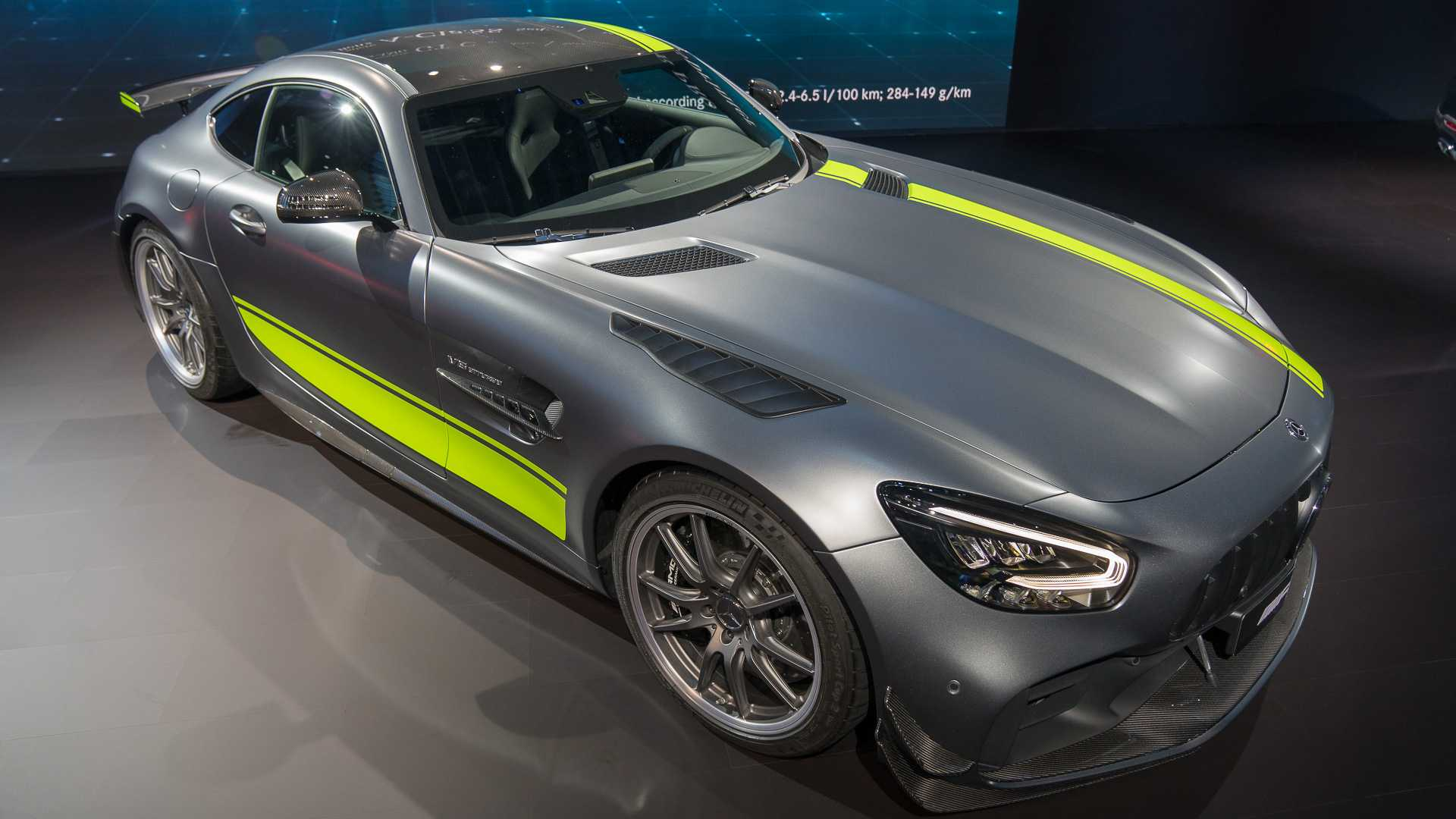 62 New 2020 Mercedes AMG GT Review for 2020 Mercedes AMG GT