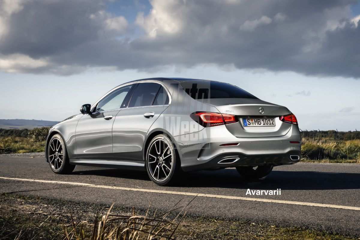62 New 2020 Mercedes C class Overview by 2020 Mercedes C class