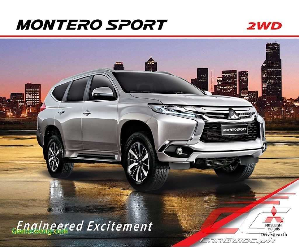 62 New 2020 Mitsubishi Montero Sport Philippines Photos with 2020 Mitsubishi Montero Sport Philippines