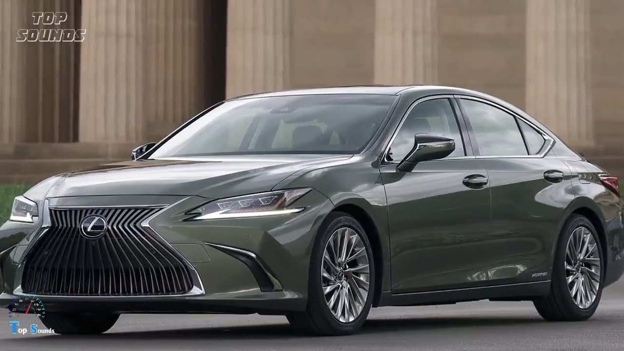 62 New Lexus Es 2020 Test Drive Spesification for Lexus Es 2020 Test Drive