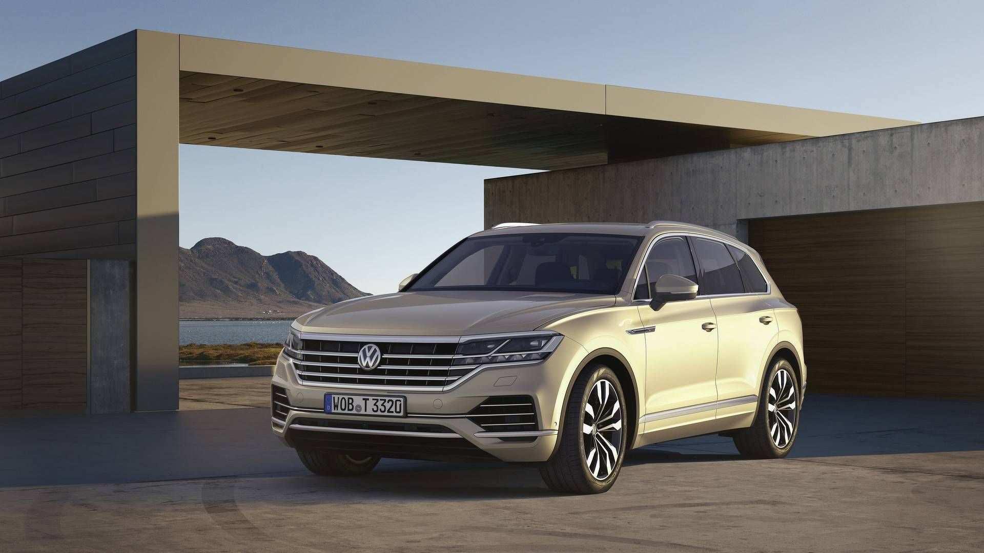 62 New VW Touareg 2020 Australia Redesign by VW Touareg 2020 Australia