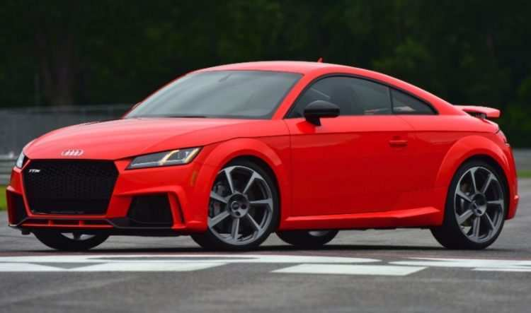62 The 2020 Audi Tt Rs Redesign and Concept with 2020 Audi Tt Rs