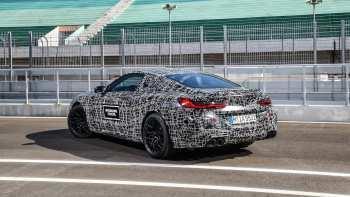 62 The 2020 BMW M8 Spy Shoot with 2020 BMW M8