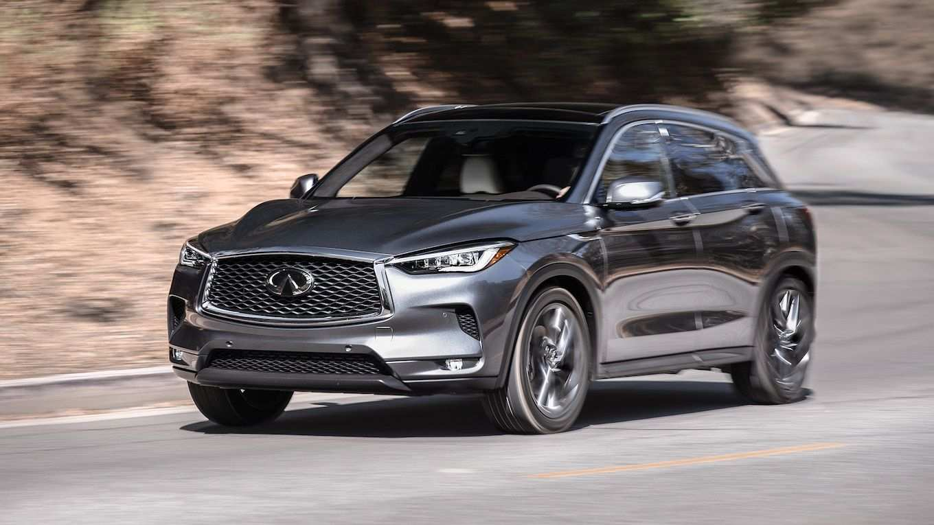 62 The 2020 Infiniti Qx50 Owners Manual Redesign and Concept for 2020 Infiniti Qx50 Owners Manual