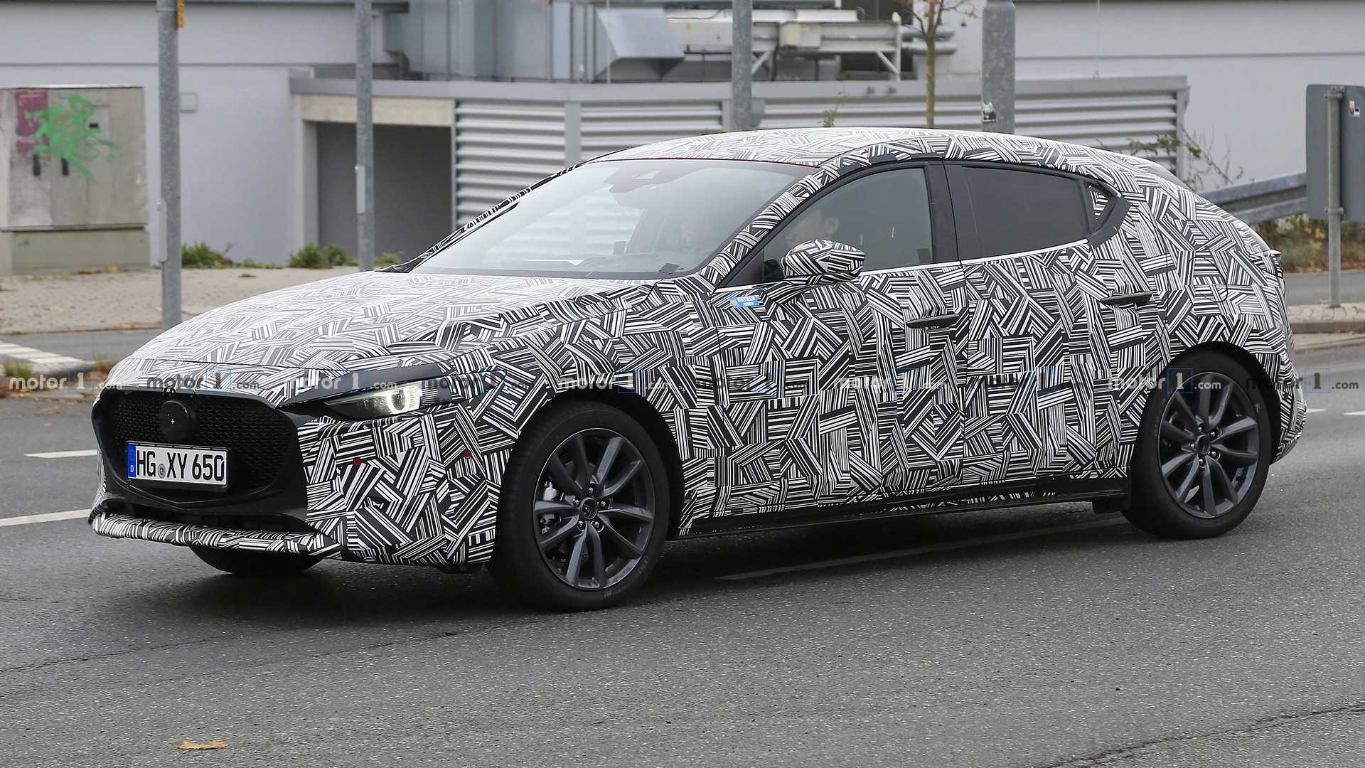 62 The 2020 Mazda 3 Spy Shots Research New for 2020 Mazda 3 Spy Shots