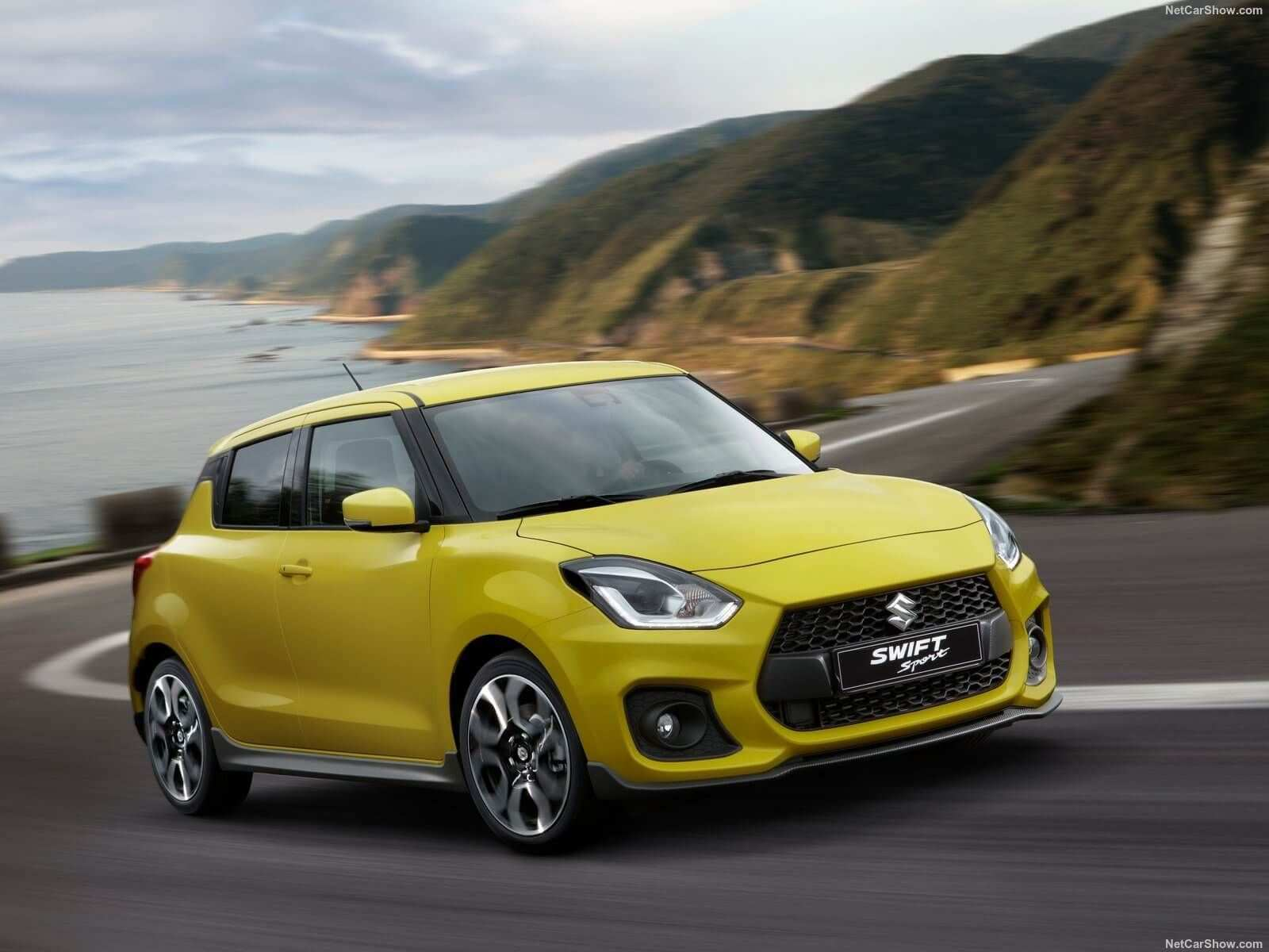 62 The 2020 Suzuki Swift 2018 New Concept by 2020 Suzuki Swift 2018