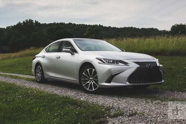 62 The Lexus Es 2020 Debut Spy Shoot for Lexus Es 2020 Debut