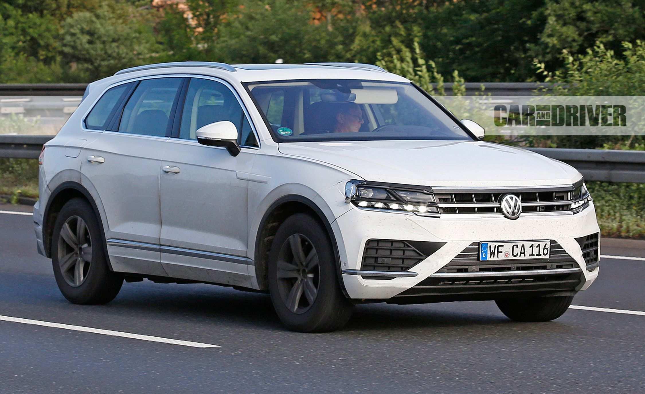 62 The VW Touareg 2020 Usa Redesign for VW Touareg 2020 Usa