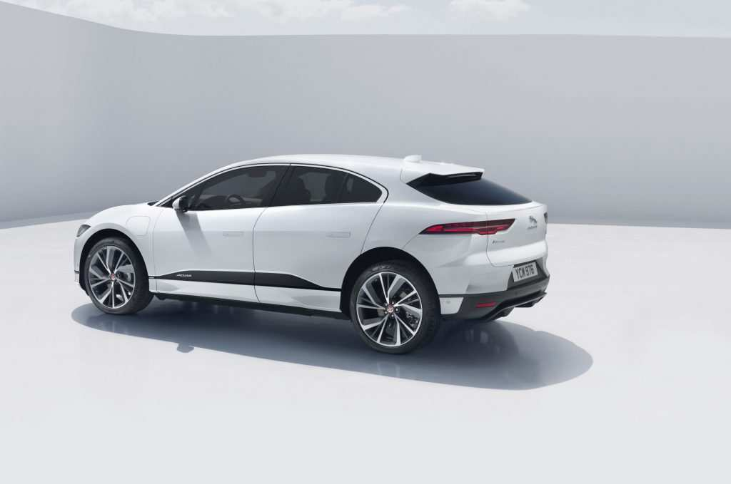 63 All New 2020 Jaguar I Pace Redesign and Concept for 2020 Jaguar I Pace