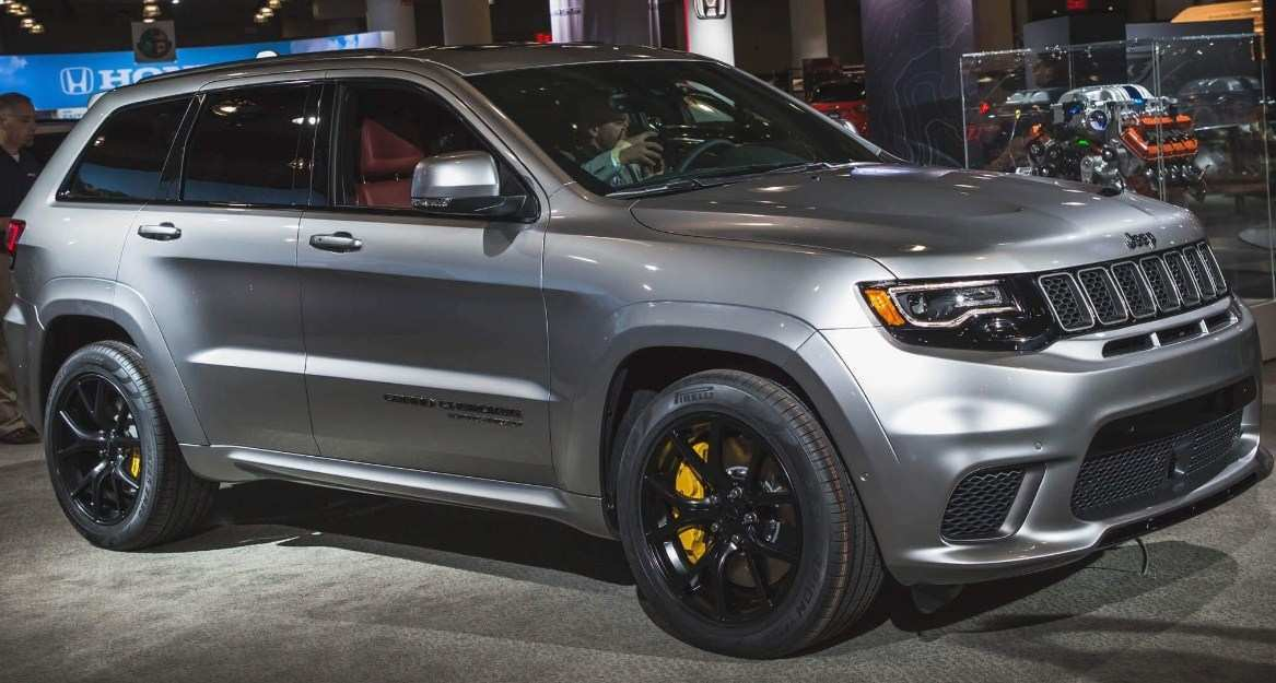 63 All New 2020 Jeep Grand Cherokee Trackhawk Specs and Review for 2020 Jeep Grand Cherokee Trackhawk