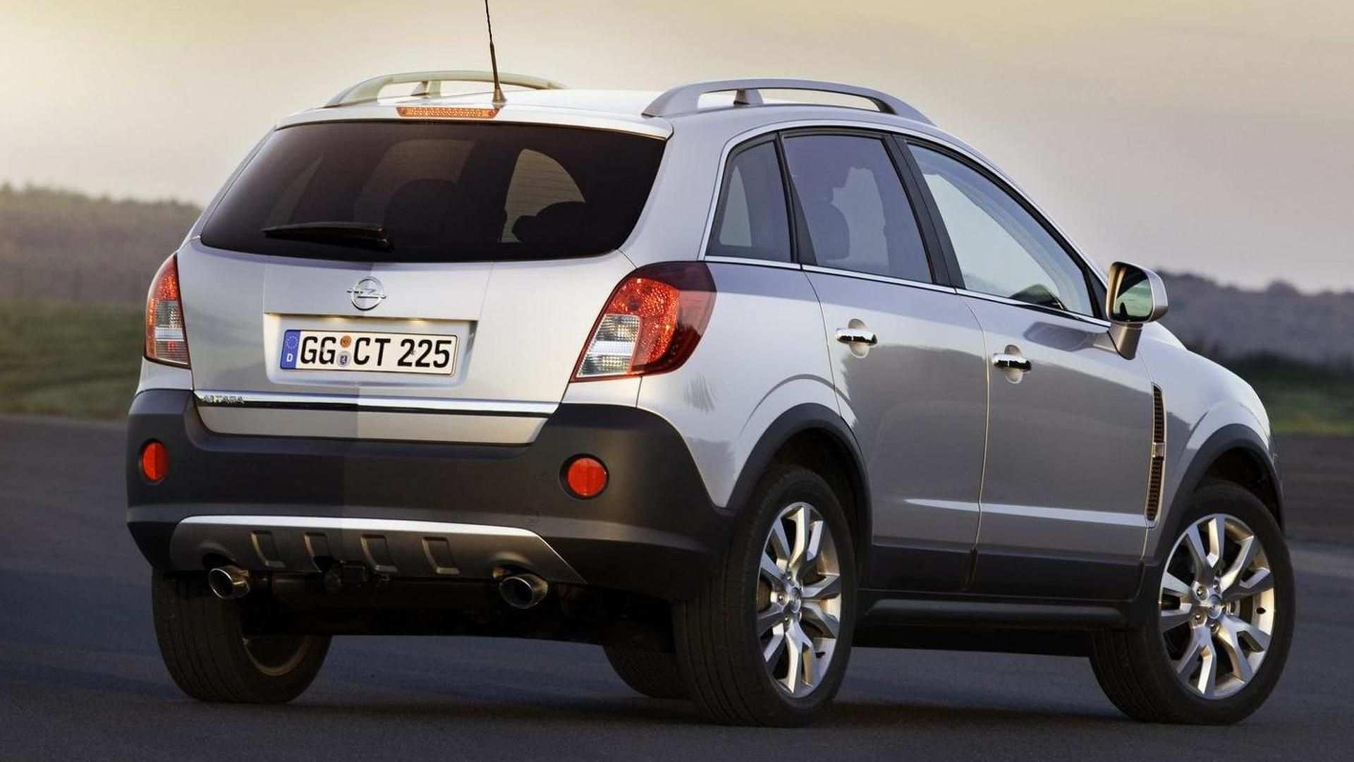 63 All New 2020 Opel Antara 2020 Configurations by 2020 Opel Antara 2020