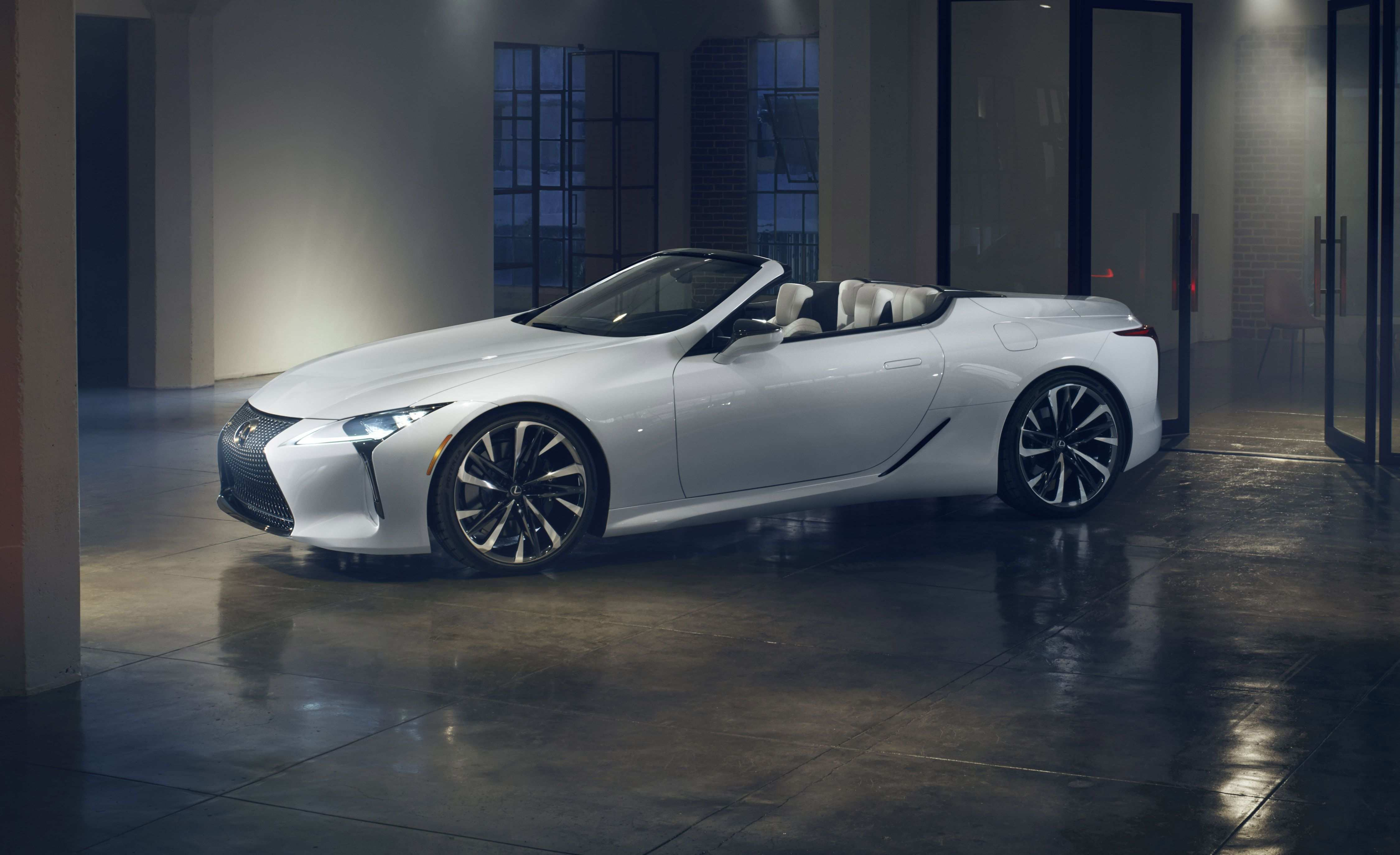 63 All New Lexus Convertible 2020 Configurations for Lexus Convertible 2020