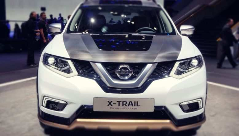 63 All New Nissan X Trail 2020 Exterior Exterior with Nissan X Trail 2020 Exterior