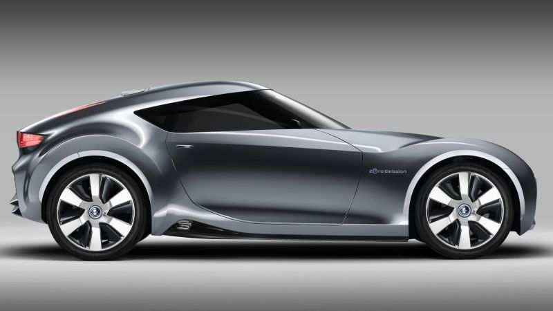 63 All New Nissan Z Exterior 2020 Redesign for Nissan Z Exterior 2020