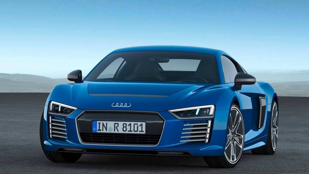 63 Best Review 2020 Audi R8 E Tron Review with 2020 Audi R8 E Tron