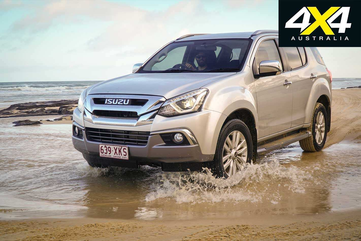 63 Best Review 2020 Isuzu MU X Exterior for 2020 Isuzu MU X