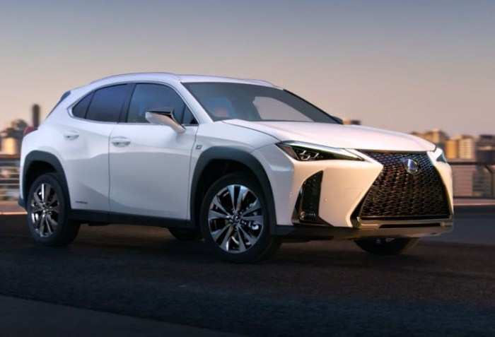 63 Best Review 2020 Lexus Ux Exterior Date Style with 2020 Lexus Ux Exterior Date