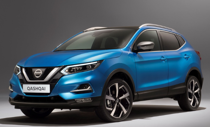 63 Best Review 2020 Nissan Qashqai 2018 Spesification by 2020 Nissan Qashqai 2018