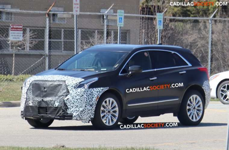 63 Best Review 2020 Spy Shots Cadillac Xt5 Rumors for 2020 Spy Shots Cadillac Xt5