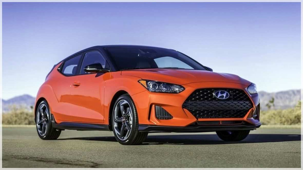 63 Concept of 2020 Hyundai Veloster Redesign with 2020 Hyundai Veloster