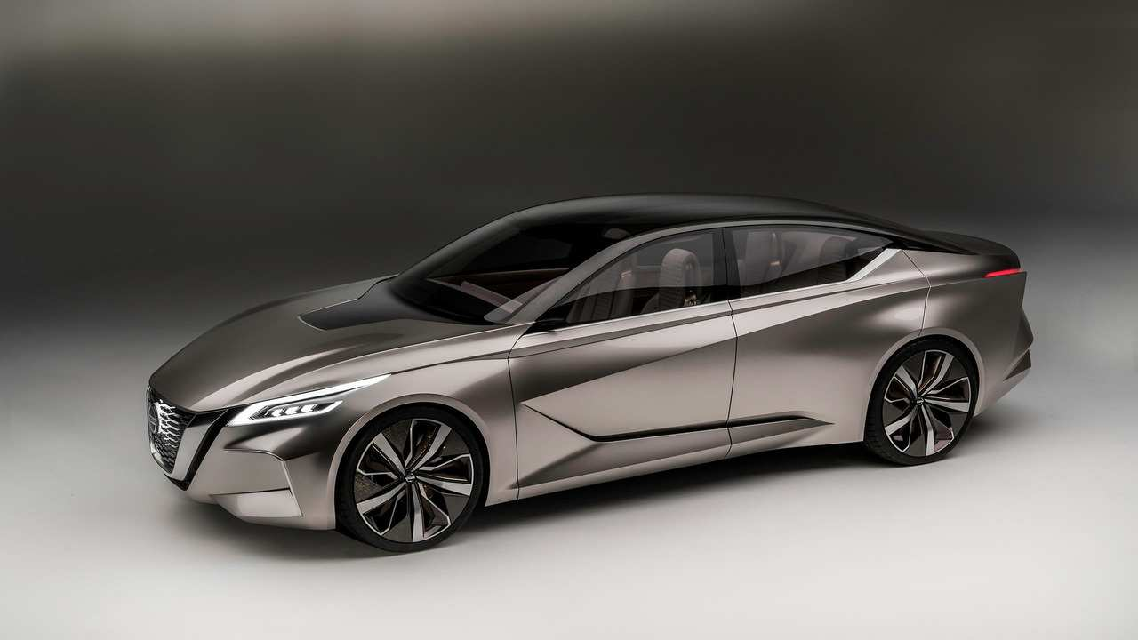 63 Concept of 2020 Nissan Maxima New Concept New Review for 2020 Nissan Maxima New Concept
