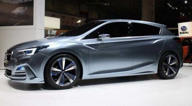 63 Concept of Subaru Sport 2020 Reviews by Subaru Sport 2020