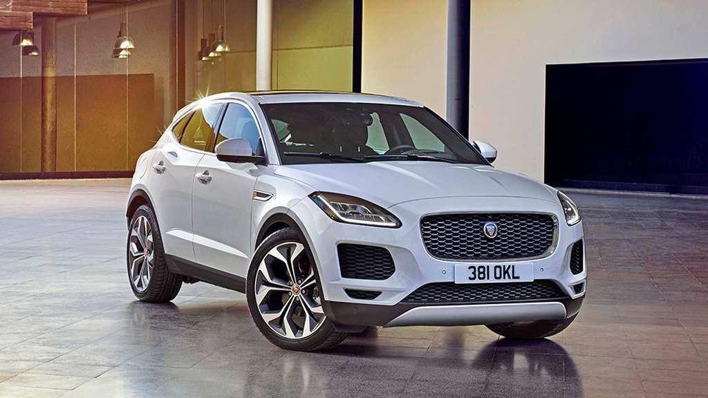 63 Concept of Suv Jaguar 2020 Review for Suv Jaguar 2020