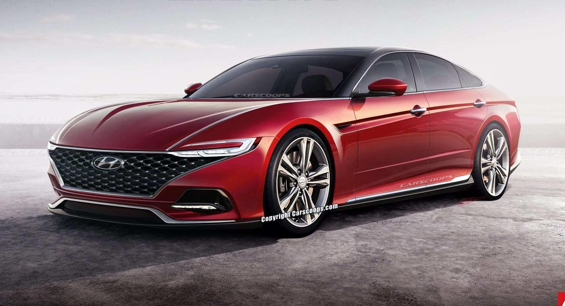 63 Gallery of 2020 Hyundai Azera Concept by 2020 Hyundai Azera
