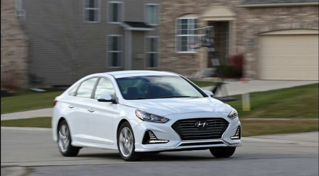 63 Gallery of 2020 Hyundai Sonata Hybrid Sport Price and Review with 2020 Hyundai Sonata Hybrid Sport