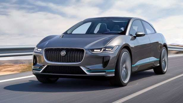 63 Gallery of 2020 Jaguar I Pace Electric Ratings for 2020 Jaguar I Pace Electric