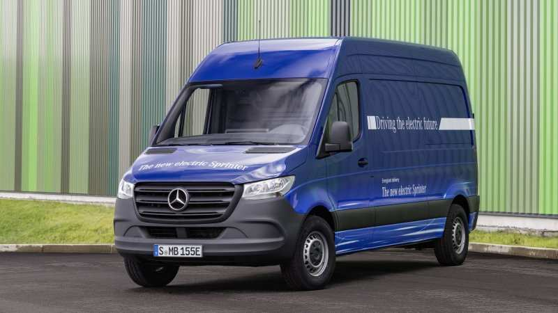 63 Gallery of 2020 Mercedes Van Exterior by 2020 Mercedes Van
