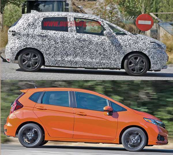 63 Great 2020 Honda Fit History with 2020 Honda Fit