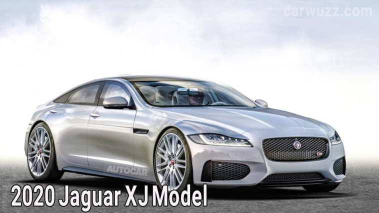 63 Great 2020 Jaguar XJ Redesign and Concept for 2020 Jaguar XJ
