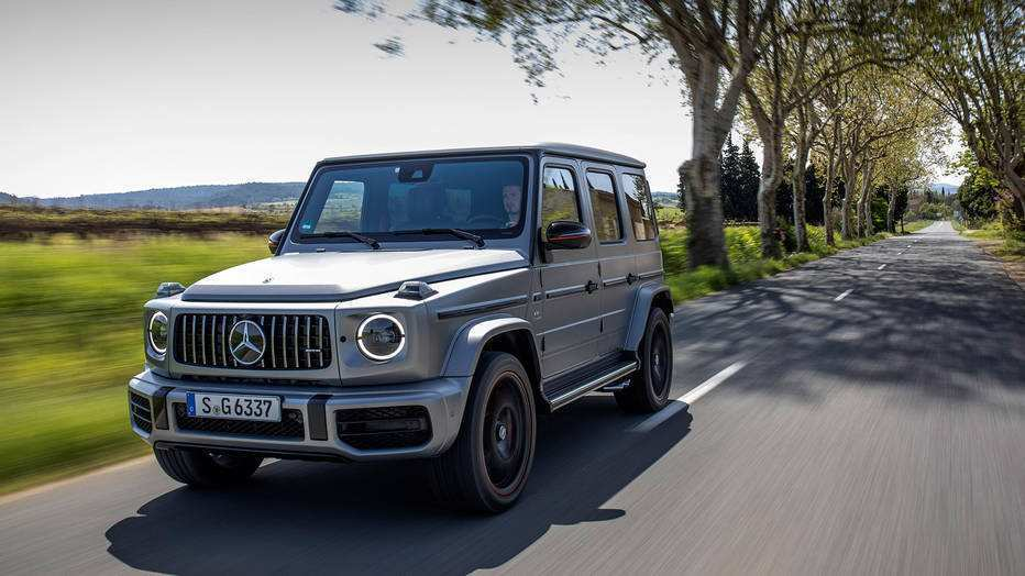 63 Great 2020 Mercedes G Wagon Exterior Redesign and Concept by 2020 Mercedes G Wagon Exterior