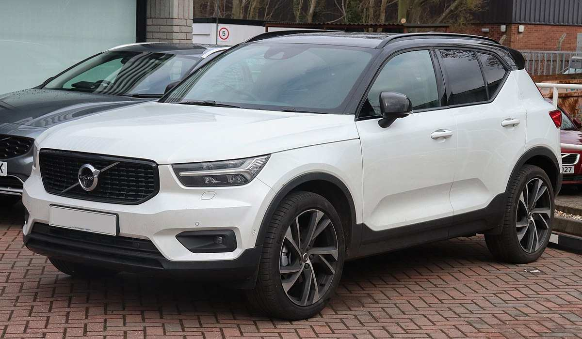 63 Great 2020 Volvo Xc40 Length Research New with 2020 Volvo Xc40 Length