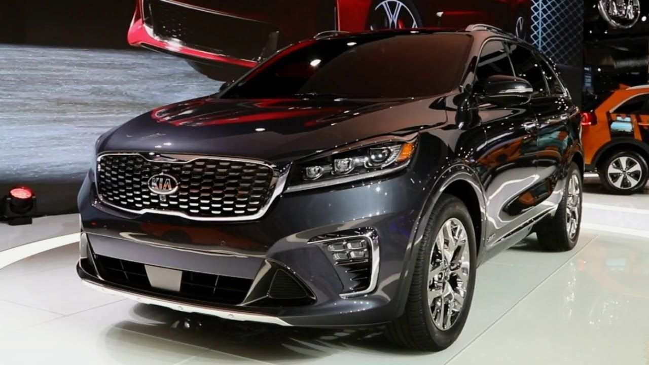 63 Great Kia Sorento 2020 Brochure Performance with Kia Sorento 2020 Brochure
